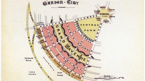 De stad als utopisch ideaal 5: Sociale visioenen - de tuinsteden en Mondriaan